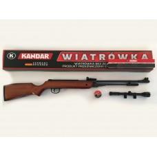 пневматична гвинтівка KANDAR B3-3 оптика 4х28