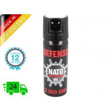 Газовий балончик SHARG DEFENCE NATO GEL 50ML оригінал Німеччина