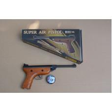 Пневматичний пістолет S-2 Wood 4.5мм